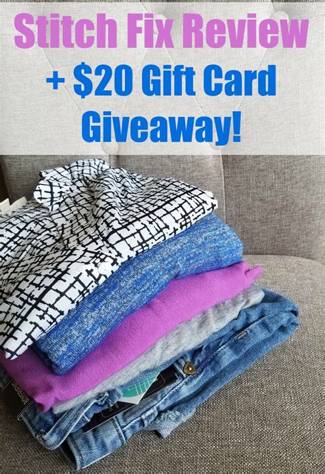 Stitch Fix Giveaway - stitch fix review 24 20 gift card giveaway