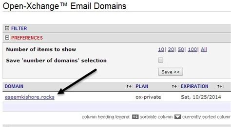 email domain how to create your own personalized domain email address