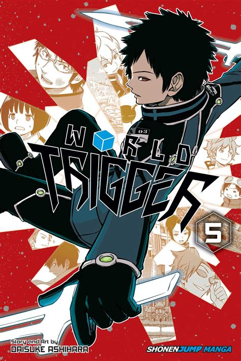 World Trigger Vol 5 world trigger vol 5 book by daisuke ashihara