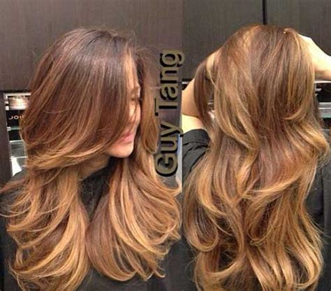 long hair short layers pictures of color cuts and up 30 best long haircuts with layers long hairstyles 2016