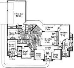 Large Bungalow House Plans Bungalow Floor Plan A Big Large But Lovely