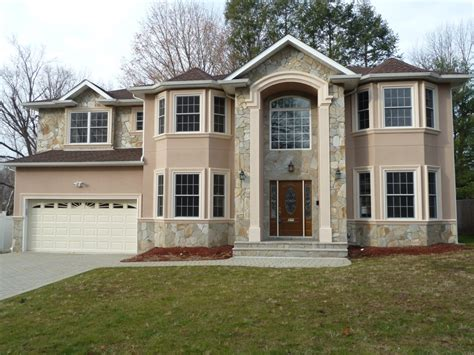 new construction new milford colonial recently sold by