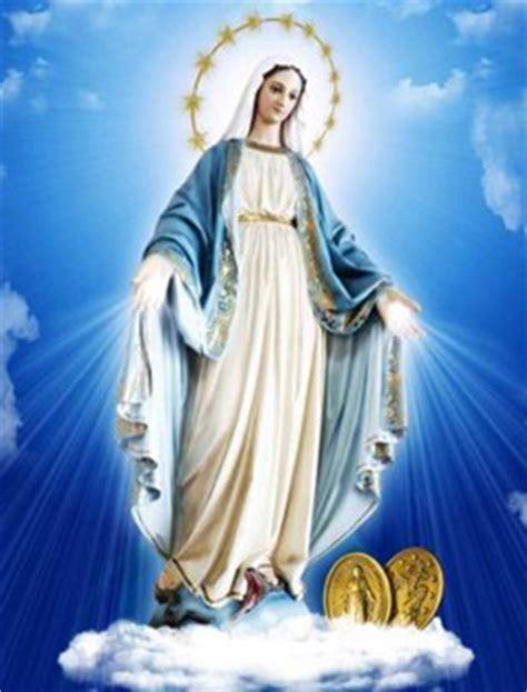 imagenes de la virgen maria en hd oracion a la virgen de la medalla milagrosa en su dia