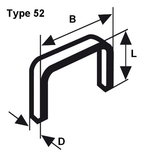 black decker dn 418 agrafes 12 3 mm type 52 agrafeuse black decker