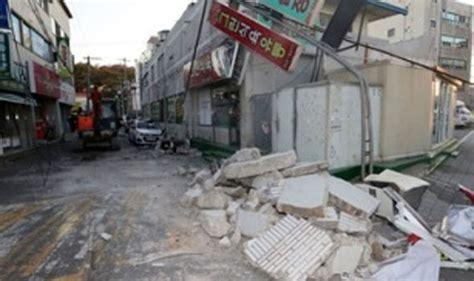earthquake korea north korea earthquake hits sea of japan ring of fire