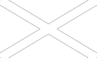 printable blank flags of the world scottish flag scotland flag