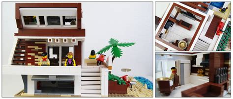 lego house interior relax at this lego beach house
