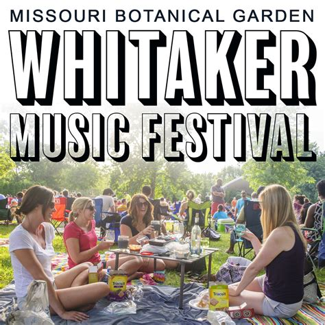 Missouri Botanical Garden Events Whitaker Festival