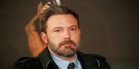 Ben Affleck With Detox by Ben Affleck Completes Treatment For Addiction