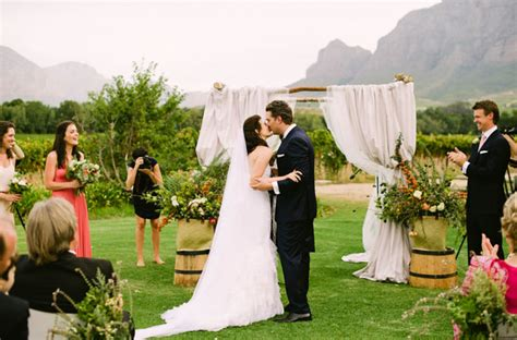 Wedding South Africa by Botanical Inspired Wedding From South Africa Josi