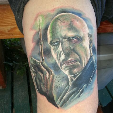 harry potter voldemort tattoo harry potter tattoos the best harry potter