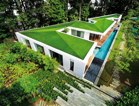 environmentally friendly houses fresh eco friendly house with green roof tiles also white