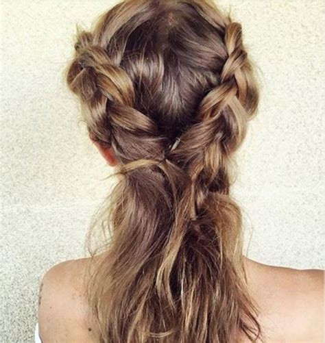 one elastic hairstyles hairstyles you can do with one hair tie easy hair ideas