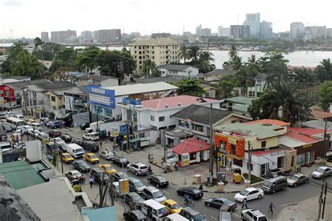 lagos nigeria awolowo road ikoyi lagos nigeria hour traffic