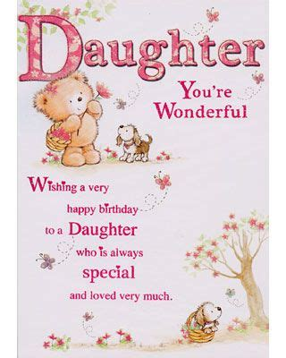 printable birthday cards for daughter birthday cards for daughters birthday daughter ideas