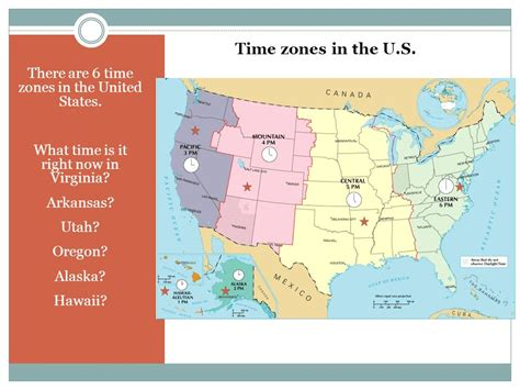 utah time zone time zones and types of maps ppt video online download