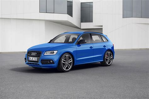 Audi Rs Q5 by Audi Rs Q5 To Launch In 2017 Gtspirit