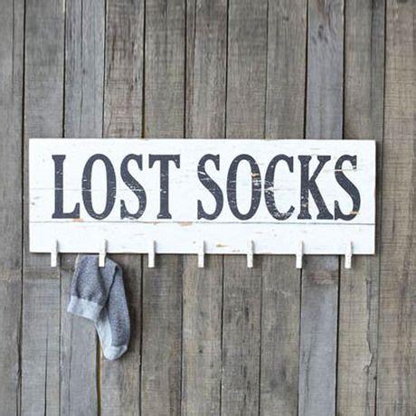 diy lost socks sign 10 best ideas about diy on lost socks home