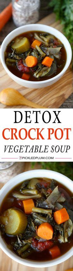 Detox Vegetable Soup Calories by 1000 Ideas About Diet On Raspberry