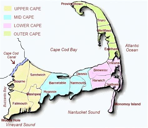 the best cape cod towns which vacation town to choose - Csites In Cape Cod Ma