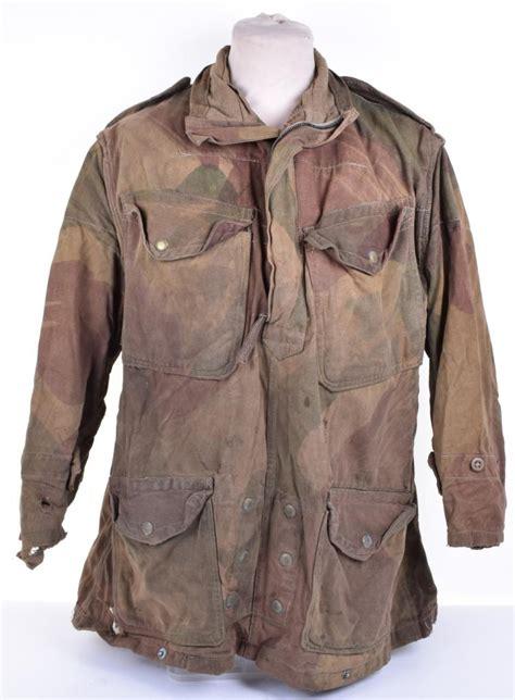 ww2 british officer airborne denison smock wwii paratrooper ww2 british airborne forces denison smock