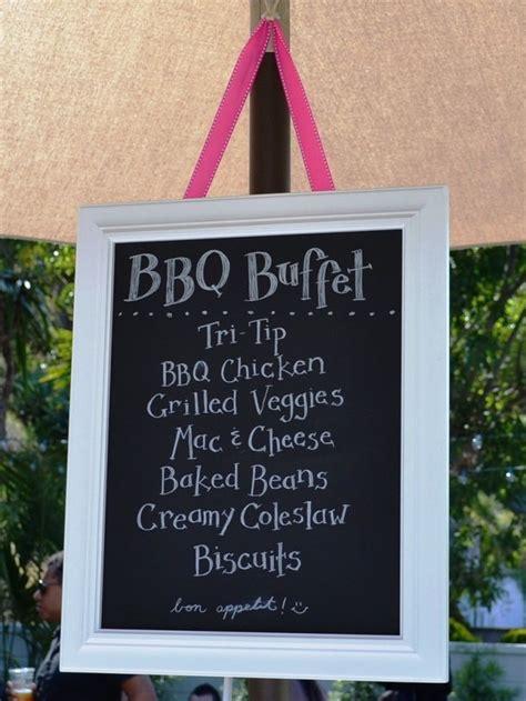 bbq buffet menu ideas pin by graduation on graduation extras