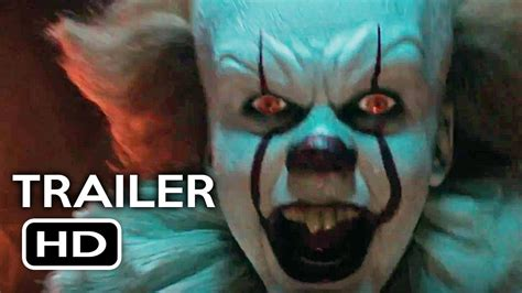 horror trailer it official trailer 2 2017 stephen king horror hd