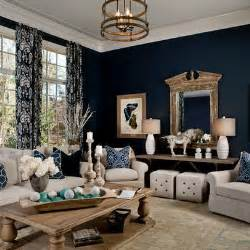 Navy Living Room Curtains 25 Best Ideas About Navy Blue Curtains On