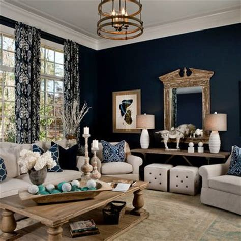 navy blue living room pin by megan delorme on living room pinterest
