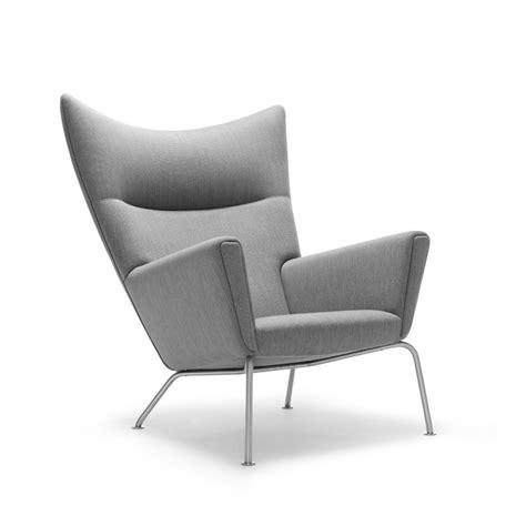 ch445 wing lounge chair wing chair by hans j wegner ch445 carl hansen s 248 n