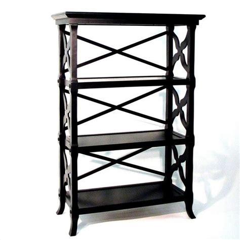 black 3 shelf bookcase 3 shelf bookcase in black 5415 3