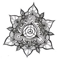 tattoo flor png download mandala tattoos free png photo images and clipart