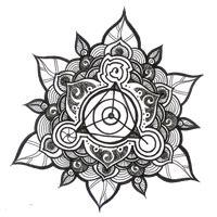 mandala tattoo png download mandala tattoos free png photo images and clipart