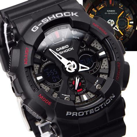 Casio G Shock Gac1000 Fullblack relogio casio g shock ga120 black ga 120 100