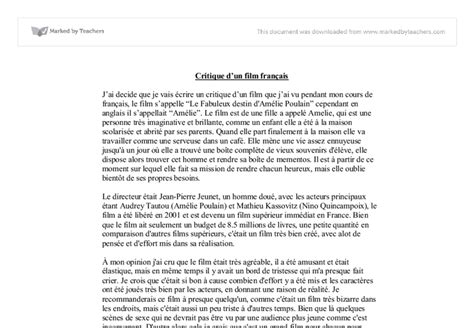 gladiator film review gcse film review in french gcse coursework essay for you