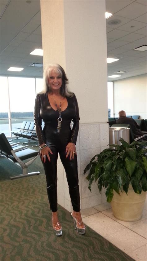 sally dangelo wiki not sure what airport she is in but what an outfit for