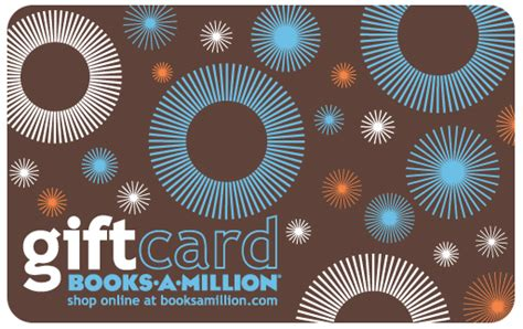 Book Gift Card - bam gift cards choose your favorite design books a million online bookstore