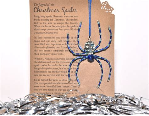 printable version christmas spider showing off reader feature sugar bee crafts