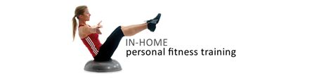 in home personal personal trainers