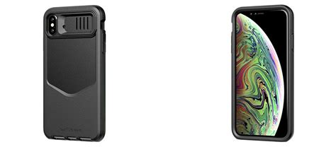 tech21 evo max iphone xs max tough with cover black