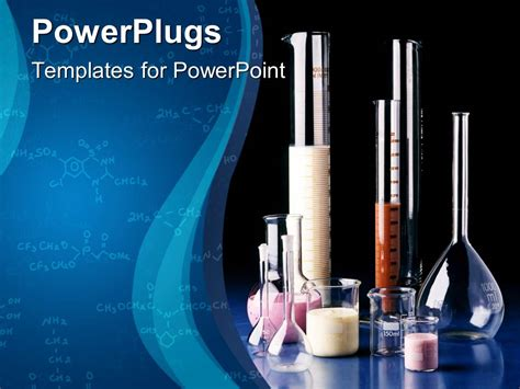 powerpoint template different types of chemistry physics