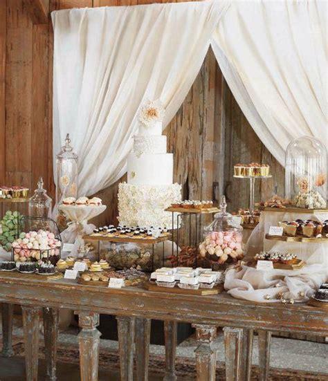 rustic wedding dessert table ideas rustic wedding dessert bar sweet table pinterest