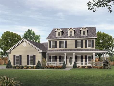 Two Story Country House Plans by House Plans And Design House Plans Two Story Porches