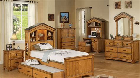 Oak Furniture Bedroom 15 Oak Bedroom Furniture Sets Home Design Lover