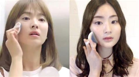 tutorial dandan natural ala korea okezone week end step by step dandan natural seperti seleb