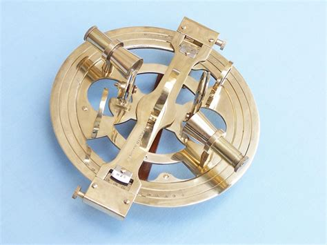 sextant for sale wholesale admiral s brass round sextant 10 inch
