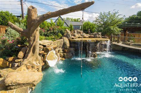 themed backyard aquaterra outdoors aquaterra
