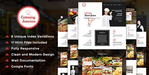 Catering Chef And Food Restaurant Template Chef Portfolio By Kamleshyadav Chef Portfolio Template Free