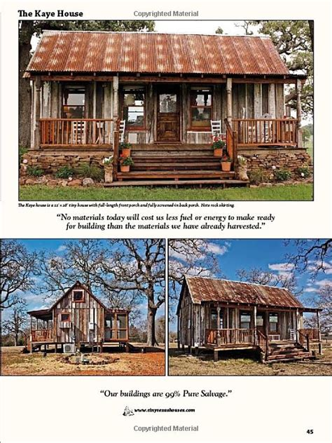 Small Homes By Lloyd Kahn 1000 Images About Rustic Shelters On Cabin