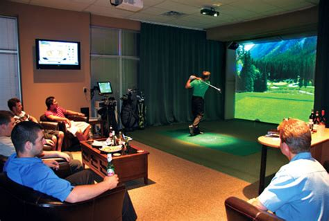 times indoor golf can coordinate or lessons for